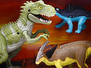 Набор игровых фигурок «Парк с динозаврами», F124-558, игрушки
