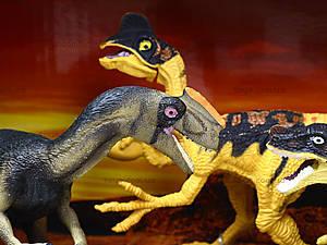 Игровой набор фигурок «Парк с динозаврами», F124-635, фото