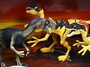 Игровой набор фигурок «Парк с динозаврами», F124-635, отзывы