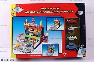 Паркинг «Аэропорт», с машинами, 3040
