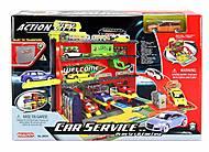Паркинг «Автомобильная мастерская», 28554, интернет магазин22 игрушки Украина