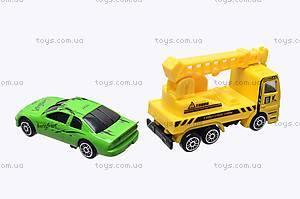 Паркинг «Автостоянка» с машинами, RH18-12, фото