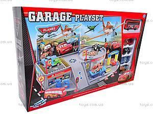 Паркинг детский игровой «Тачки», 0199, игрушки