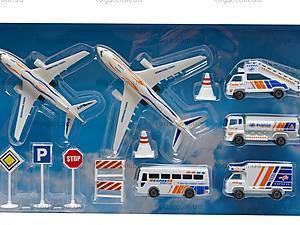 Паркинг для детей «Аэропорт», P826-A, фото