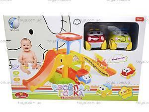Паркинг для малышей «Слоники», 1234R, цена