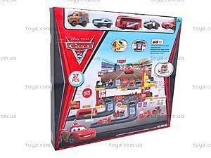 Паркинг для машинок из мультика Тачки, 660-88, іграшки