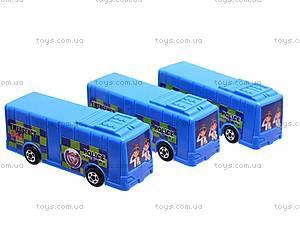 Паркинг игровой для детей «Полиция», 660-131, toys.com.ua