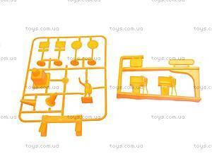 Паркинг игрушечный для детей, 5513-104, детские игрушки
