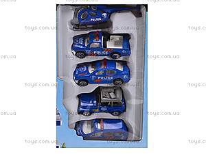 Паркинг игрушечный «Полиция», 9003A, магазин игрушек
