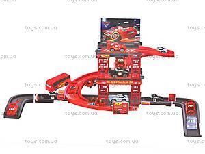 Паркинг игрушечный «Тачки», 660-86