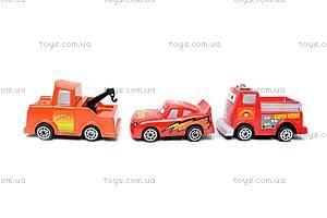 Паркинг из 6 машин «Тачки», P2399, игрушки