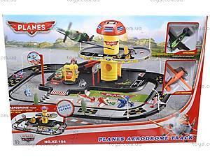 Паркинг «Литачки» с самолетами, XZ104, магазин игрушек