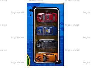 Паркинг Multi Stack, 3 этажа, P4888A-2, игрушки