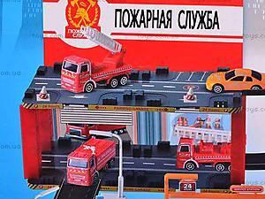 Паркинг «Пожарная служба», RH18-14, фото