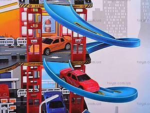 Паркинг «Пожарная служба», RH18-14, игрушки