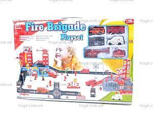 Паркинг «Пожарная станция», 9800-3