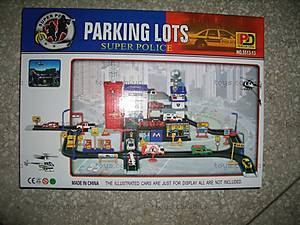 Паркинг «Полиция», 5513-13