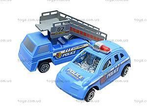 Паркинг «Полиция» для детей, 3044, фото