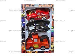 Паркинг с героями «Тачки», P1399, детские игрушки