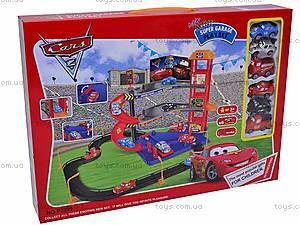 Паркинг с машинами «Тачки», P2899, игрушки