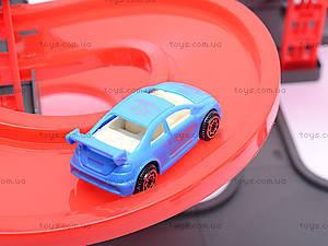 Паркинг, с машинками и автобусом, 660-93, магазин игрушек