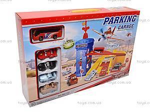Паркинг с машинками «Литачки», 660-152