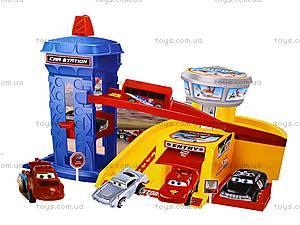 Паркинг с машинками «Литачки», 660-152, игрушки