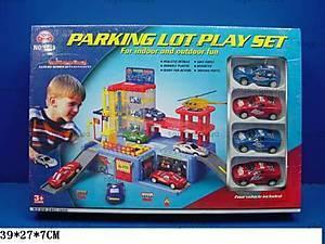 Паркинг с окошком, 9889, купить