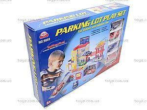 Паркинг с окошком, 9889