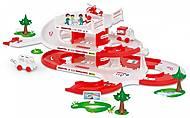 Паркинг «Скорая помощь» Kid Cars 3D, 53330, фото