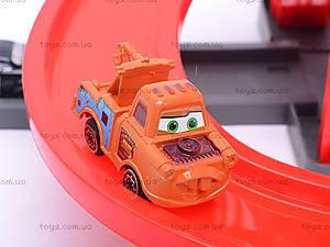 Паркинг «Тачки», с героями мультика, 660-8688, игрушки