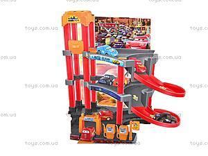 Паркинг «Тачки», с машинками, P0799