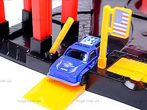 Паркинг трехъярусный, P3488A-2, цена