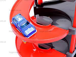Паркинг трехъярусный, P3488A-2, детские игрушки