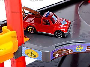 Паркинг трехъярусный, P3488A-2, магазин игрушек