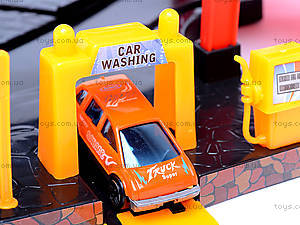 Паркинг трехъярусный, P3488A-2, toys.com.ua