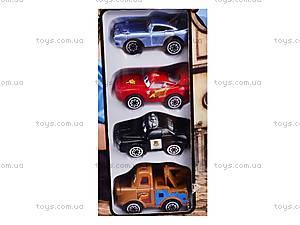 Парковка «Тачки» с 4 машинами, MKC667329, отзывы