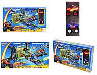 Игровой парковочный центр «Blaze», ZY-650, отзывы