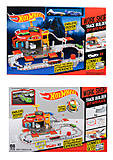 Hot Wheels парковка, HT631, отзывы