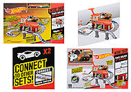 Hot Wheels в форме парковки, HT635