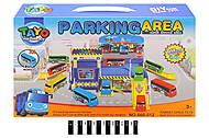 Парковочный центр с автобусами Тайо, 660-212, отзывы