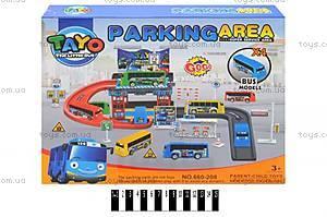Парковочный центр «Тайо» для автобусов, 660-208