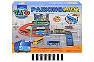 Парковочный центр «Тайо» для автобусов, 660-208, отзывы