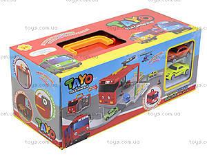 Игровой центр с парковкой «Приключения Тайо», XZ-602, цена