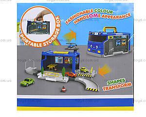 Детский парковочный центр «Приключения Тайо», XZ-601, купить