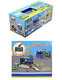 Детский парковочный центр «Приключения Тайо», XZ-601, купить игрушку