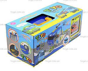Детский парковочный центр «Приключения Тайо», XZ-601, цена
