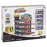 "Паркинг ""Garage Playset"", P 8988 A-6"