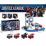Паркинг «Лига справедливости» с машинками, ZY-736, отзывы