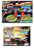 Детский паркинг трек «Супергонки», Р4288, отзывы